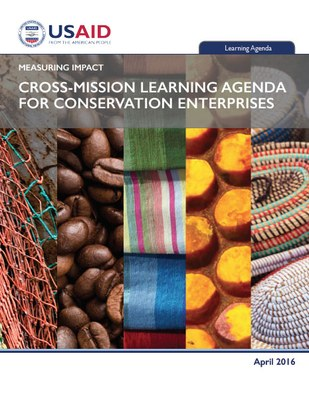Cross-Mission Learning Agenda for Conservation Enterprises