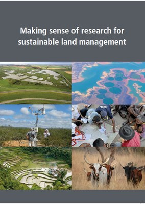 Making sense of research for sustainable land management