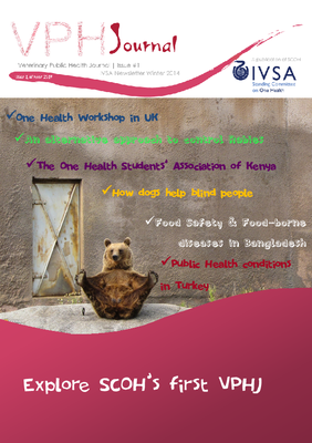 IVSA Veterinary Public Health Journal-Issue 1