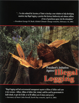 Presidential Initiative Against Illegal Logging