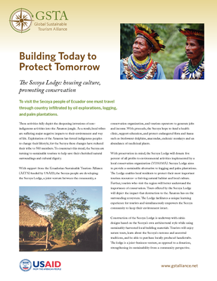 Building Today to Protect Tomorrow