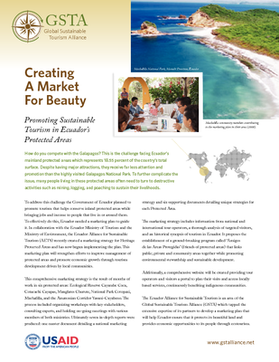 Creating A Market For Beauty