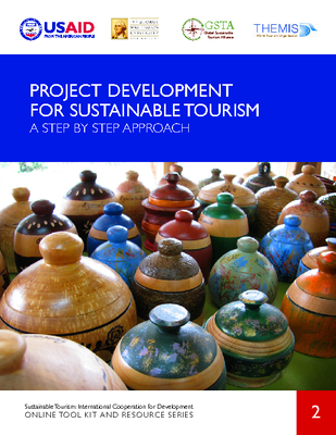 ST2. Project Development For Sustainable Tourism - A Step By Step Approach