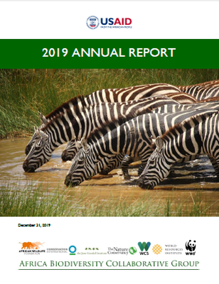 Africa Biodiversity Collaborative Group Annual Report 2019