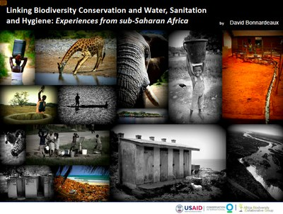 Weaving Together Freshwater Conservation and Water, Sanitation and Hygiene (WASH) Initiatives: Improving Biodiversity Conservation and Human Health