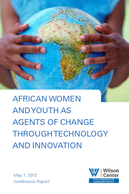 African Women and Youth as Agents of Change through Technology and Innovation