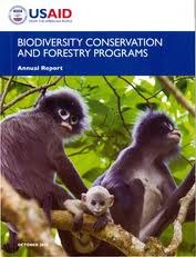 Biodiversity Conservation and Forestry Programs Annual Report 2010
