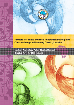 Farmers' Response and their Adaptation Strategies to Climate Change in Mafeteng District, Lesotho