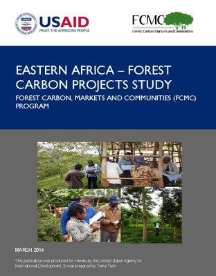 Eastern Africa - Forest Carbon Projects Study
