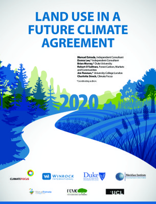 Land Use in a Future Climate Agreement
