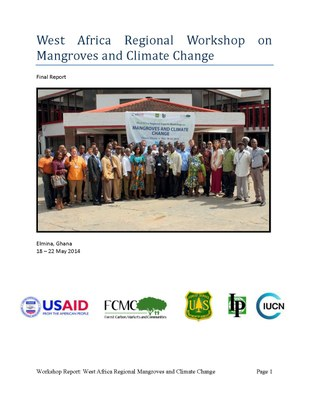 Report: West Africa Regional Workshop on Mangroves and Climate Change
