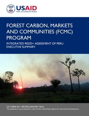 Integrated REDD+ Assessment of Peru: Executive Summary