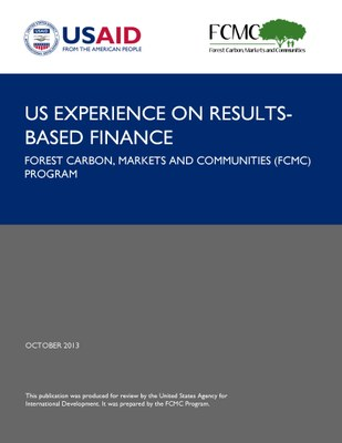 US Experiences with Results-based Finance