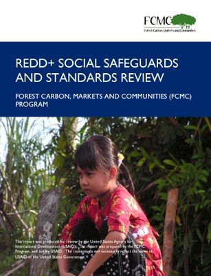 REDD+ Social Safeguards and Standards Review