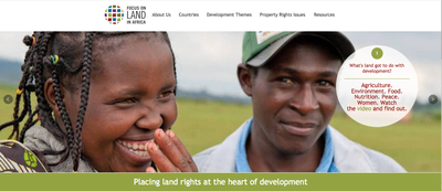 Focus on Land in Africa (FOLA)
