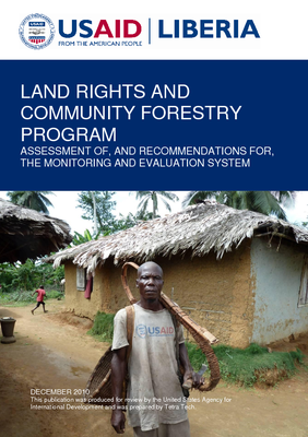 ASSESSMENT OF, AND RECOMMENDATIONS FOR, THE MONITORING AND EVALUATION SYSTEM