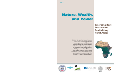 Nature, Wealth, and Power: Emerging Best Practice for Revitalizing Rural Africa (2002)