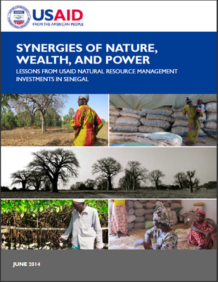 Synergies of Nature, Wealth, and Power: Lessons from USAID Natural Resource Management Investments in Senegal
