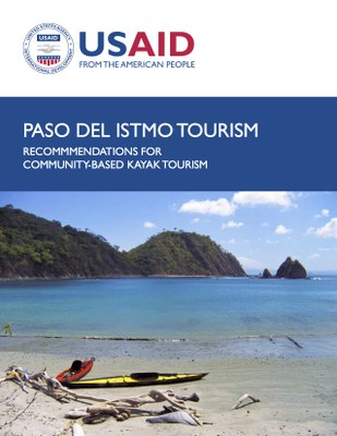 Paso del Istmo Tourism: Recommendations for Community-based Kayak Tourism