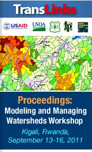 Proceedings: Modeling and Managing Watersheds Workshop