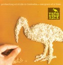 Ibis Rice™ is a fragrant Malis Rice organically grown in Cambodia. It is a Certified Wildlife Friendly™ product, contributing to the protection of critically endangered bird species of Cambodia whilst also promoting improved incomes for farmers that engage in conservation.  http://www.wildlifefriendly.org/ibis-rice
