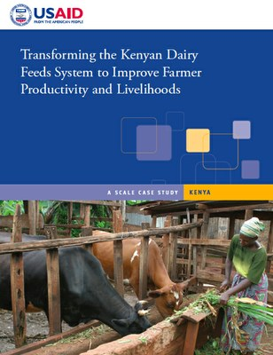 Transforming the Kenyan Dairy Feeds System to Improve Farmer Productivity and Livelihoods