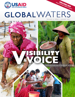 Visibility & Voice: Tapping Into the Power of Women - USAID Global Waters | January 2014