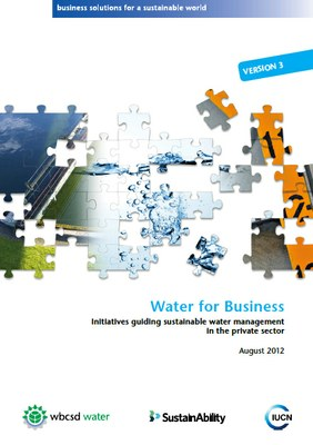 Water for Business Version 3