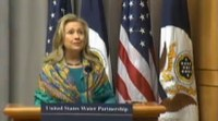 Hillary Rodham Clinton, Secretary of State: Remarks in Honor of World Water Day
