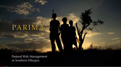 PARIMA - Pastoral Risk Management in Southern Ethiopia