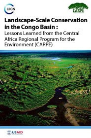 Cover: Landscape-Scale-Conservation in the Congo Basin Featured October 26, 2010