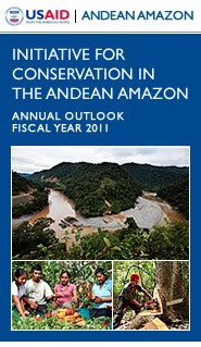 Cover: Initiative for Conservation in the Andean Amazon Featured June 18, 2011