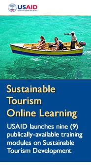 Cover: Sustainable Tourism Online Learning Featured  September 27, 2011