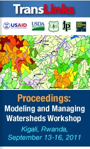 Cover: Proceedings: Modeling and Managing Watersheds Workshop