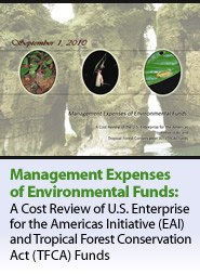 Management Expenses of Environmental Funds Featured November 17, 2010