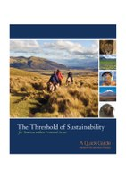 The Threshold of Sustainability for Tourism in Protected Areas: a Quick Guide for Protected Area Managers in English, French, and Spanish