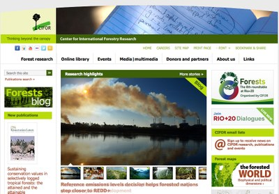 Center for International Forestry Research - CIFOR