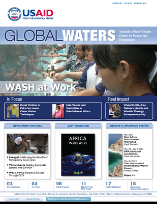 USAID Global Waters: Wash at Work - January 2011