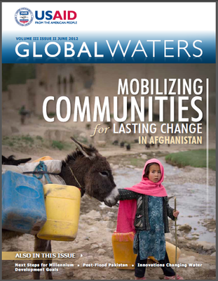 USAID Global Waters: Mobilizing Communites for Lasting Change in Afghnistan | June 2012