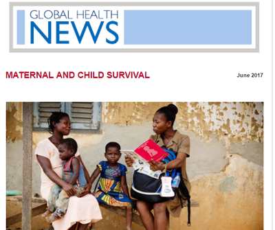 USAID Global Health Newsletter - June 2017