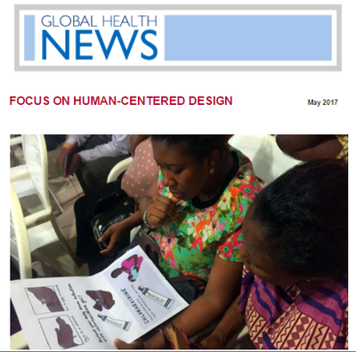 USAID Global Health Newsletter - May 2017