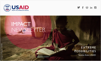 USAID Impact Newsletter July 2015