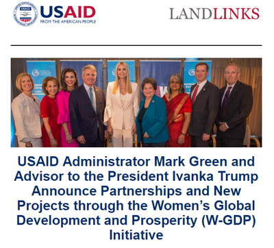 USAID LandLinks Newsletter July 2019
