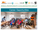 Africa Biodiversity Collaborative Group Career Opportunities mid-May 2017