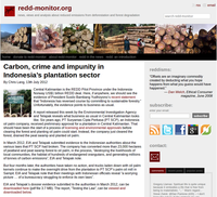 Carbon, Crime and Impunity in Indonesia's Plantation Sector: New Post On REDD-Monitor