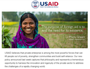 The Future of Development: Private Sector Engagement