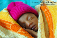 Helping Babies Breathe Trains 300,000 Health Workers to Save Newborn Lives