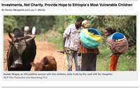Investments, Not Charity, Provide Hope to Ethiopia's Most Vulnerable Children