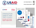 Just Launched: Unleashing Private Capital for Global Health Innovation