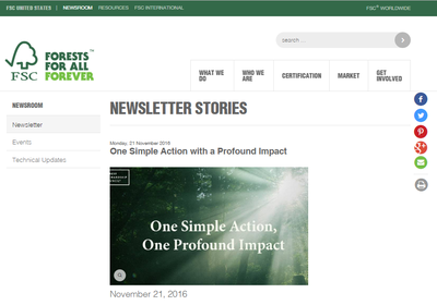 One Simple Action with a Profound Impact